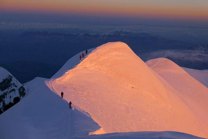 Mont Blanc przewodnik
