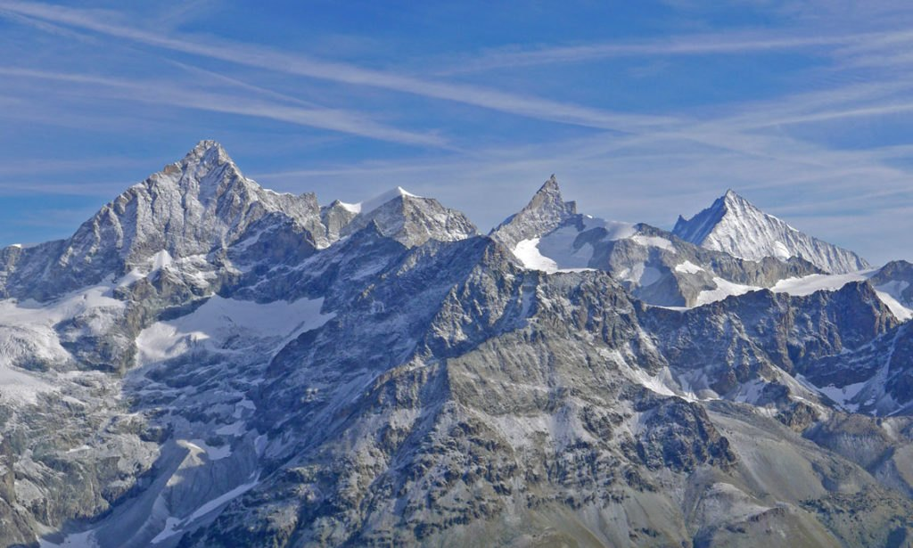 Alpy przewodnik