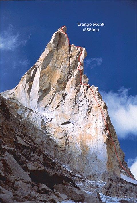 karakorum topo